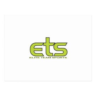 Elite Team Sports Postcard
