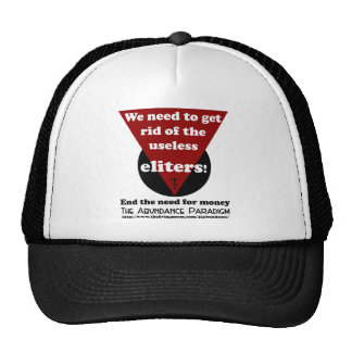 Eliters Logo Products Trucker Hat