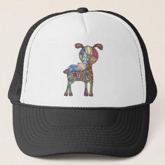Elixir and bébé trucker hat