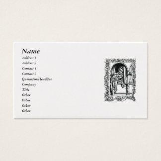 Elizabeth Barrett Browning - 42 Business Card