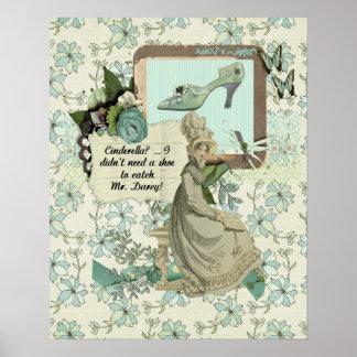 Elizabeth Bennet's Boast Poster