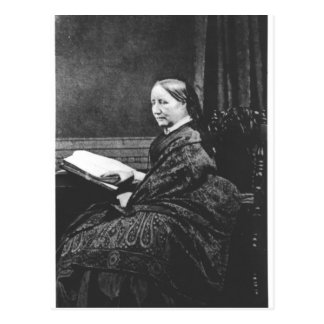 Elizabeth Cleghorn Gaskell  19th century Postcard