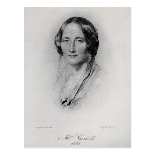 Elizabeth Cleghorn Gaskell Postcard