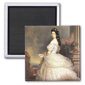 Elizabeth, Empress of Austria Magnet
