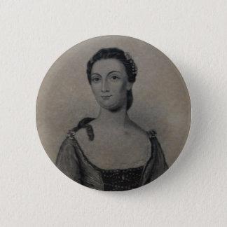 Elizabeth Graeme Fergusson II 2 Inch Round Button