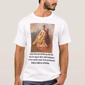 Elizabeth II, I declare before you all that my ... T-Shirt