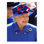 Elizabeth II, Queen of the United Kingdom Post Cards