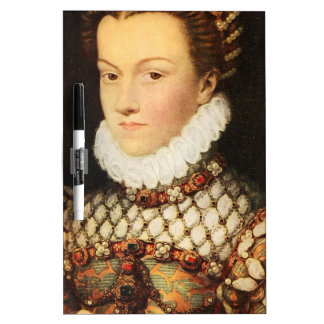Elizabeth of Austria, Queen of France Dry Erase Boards
