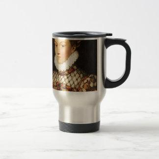 Elizabeth of Austria, Queen of France Travel Mug