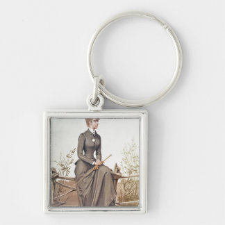 Elizabeth of Bavaria Keychain