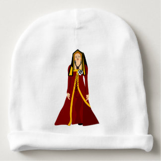 Elizabeth of York Baby Beanie