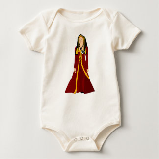 Elizabeth of York Baby Bodysuit