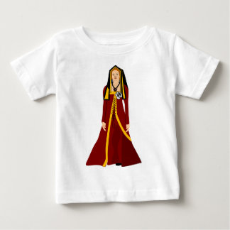 Elizabeth of York Baby T-Shirt