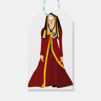 Elizabeth of York Gift Tags