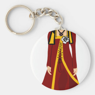 Elizabeth of York Keychain
