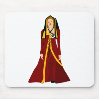 Elizabeth of York Mouse Pad