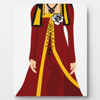 Elizabeth of York Plaque