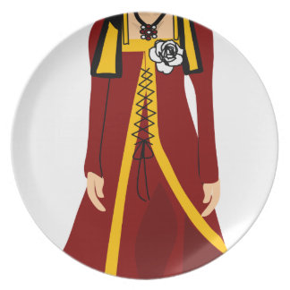 Elizabeth of York Plate