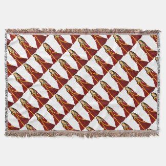Elizabeth of York Throw Blanket