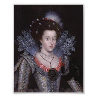 Elizabeth Queen of Bohemia Print Photograph