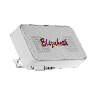 Elizabeth s doodle speaker iPhone speakers