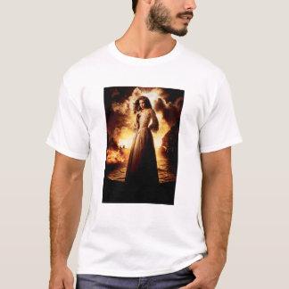 Elizabeth Swan With Sunset Disney T-Shirt