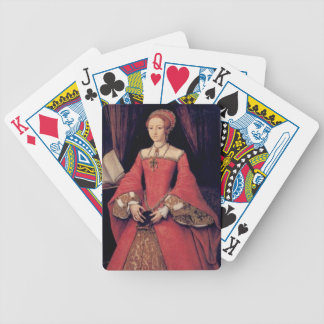 Elizabeth The First Playing Cards