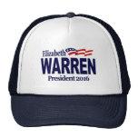 Elizabeth Warren 2016 Mesh Hats