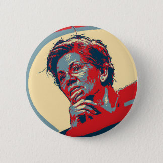 Elizabeth warren 2020 change badge 2 inch round button
