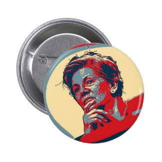 Elizabeth warren 2020 change badge 2 inch round button