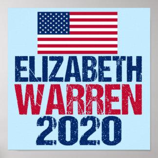 Elizabeth Warren 2020 Poster