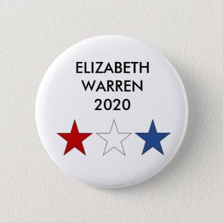ELIZABETH WARREN 2020 Presidential Button