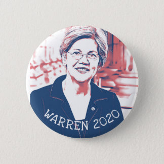 ELIZABETH WARREN 2020 Presidential Election Button