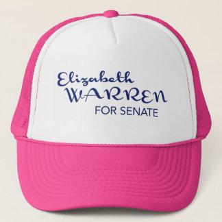 Elizabeth Warren for Massachusetts Senate Cap