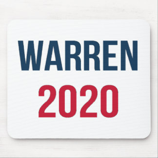 Elizabeth Warren for President 2020 Mouse Pad