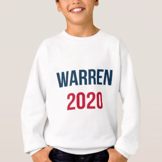 Elizabeth Warren for President 2020 Sweatshirt