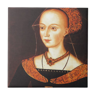 "Elizabeth Woodville ""The White Queen"" Tiles"