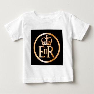 Elizabeth's Reign Emblem Baby T-Shirt