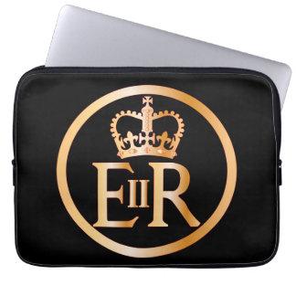 Elizabeth's Reign Emblem Laptop Sleeve