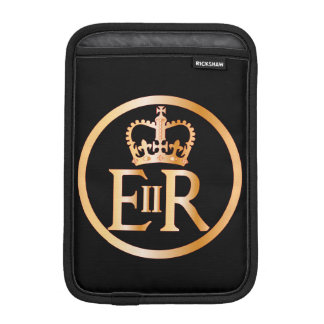 Elizabeth's Reign Emblem Sleeve For iPad Mini