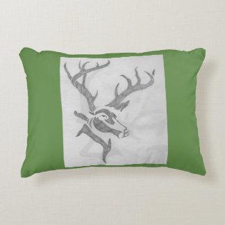 Elk Accent Pillow