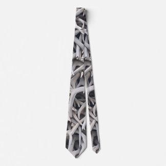 Elk Antlers Pattern Tie