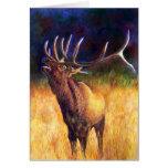 Elk Card