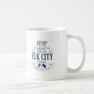 Elk City, Kansas 150th Anniversary Mug