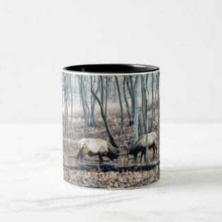 Elk Coffee Cup
