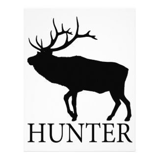 Elk Hunter Letterhead