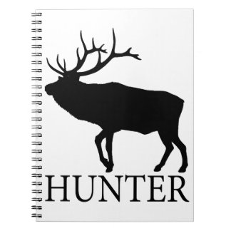 Elk Hunter Notebook