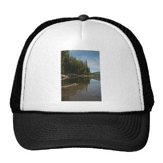 Elk Lake, Oregon Cascades Trucker Hat