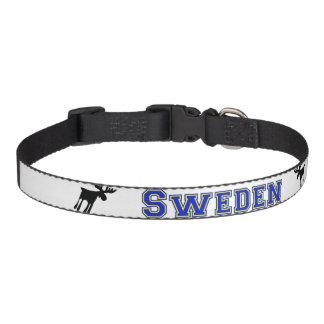 Elk/Moose, Sweden Pet Collar