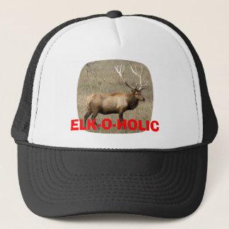 ELK-O-HOLIC CAP